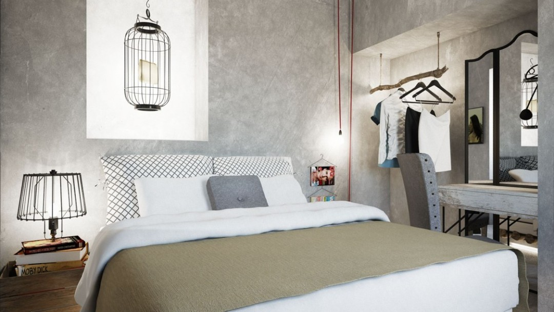 Lindos Shore Summer House bedroom photo