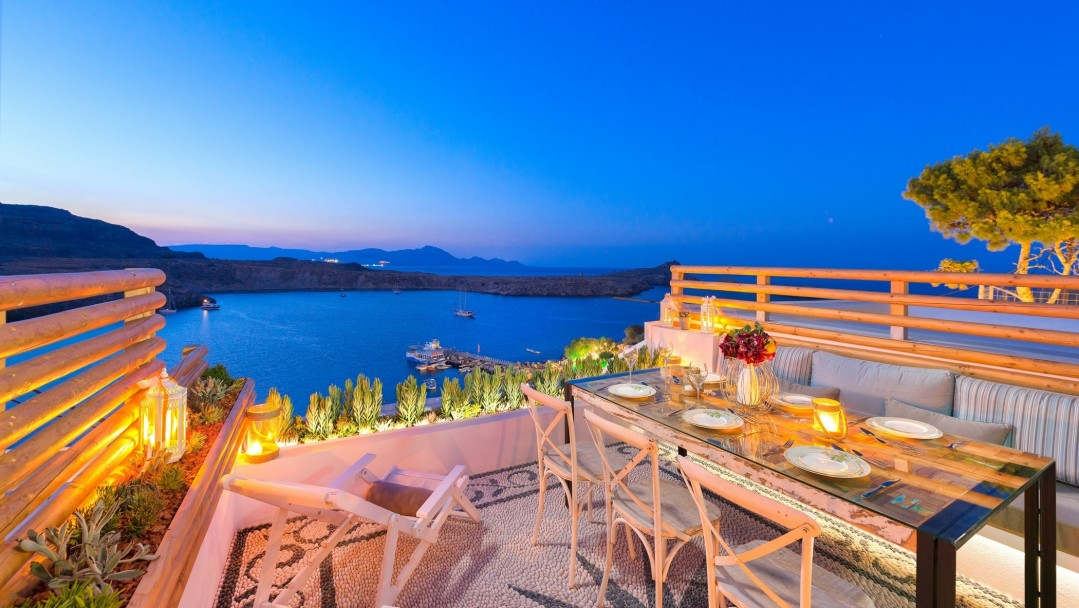 Lindos Shore Summer House photo