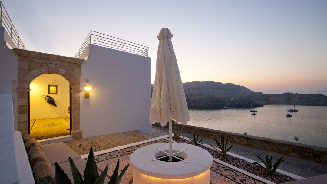 Lindos Shore Boutique Villa photo