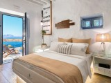 Lindos Shore Superior Studio bedroom