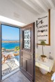 Lindos Shore Superior Studio door