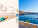 Lindos Shore Boutique Villa sea view